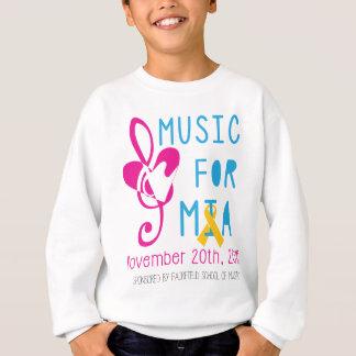 Music for Mia Sweatshirt