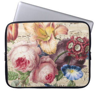 Music for the Soul Laptop Sleeve