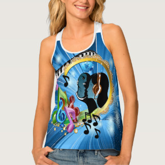 Music for the Soul Tank Top