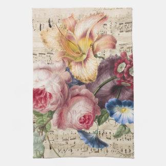 Music for the Soul Tea Towel