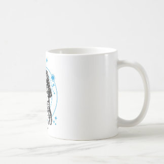 Music from outta Space Basic White Mug