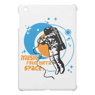 Music from outta Space iPad Mini Cover