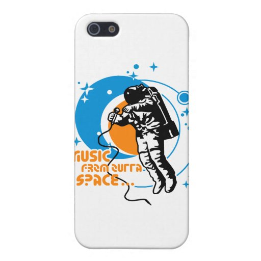 Music from outta Space Cover For iPhone 5