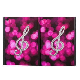 Music Gclef iPad Air Cover