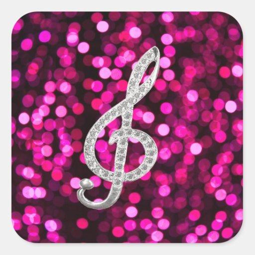 Music Gclef sticker