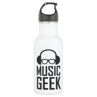 Music Geek 532 Ml Water Bottle