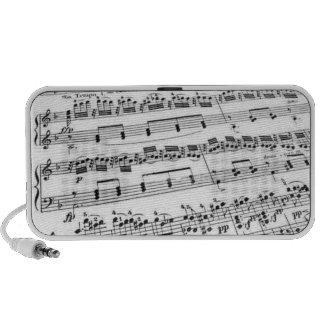 Music/Glee Club Speaker System