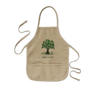 Music Grows Apron