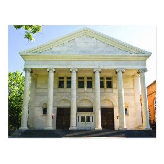 Music Hall in Snug Harbor Postcard