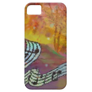 Music have strange connection to nature. barely there iPhone 5 case