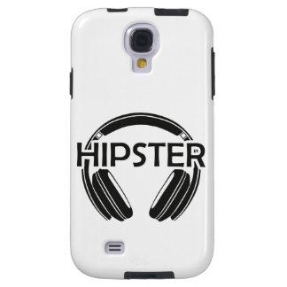 Music Headphones Hipster Galaxy S4 Case