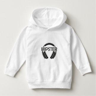 Music Headphones Hipster Hoodie