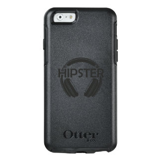 Music Headphones Hipster OtterBox iPhone 6/6s Case