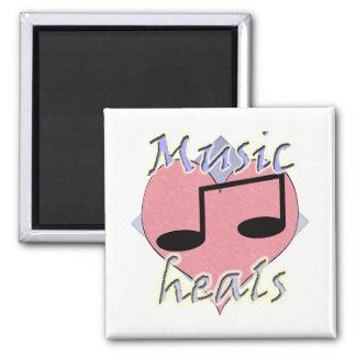 Music Heals Magnet
