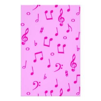 Music Heals_ Stationery Design