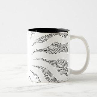 Music house 31 Two-Tone coffee mug