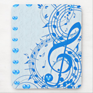 Music I Love_ Mouse Pad