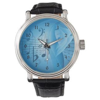 Music in Blue Watch