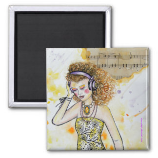 Music in Me Magnet