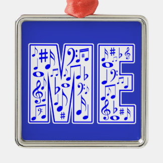 music in me christmas tree ornament