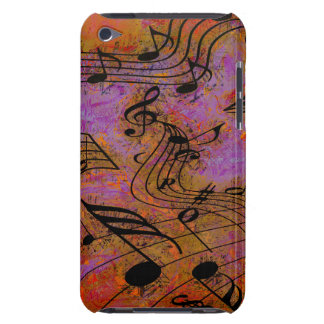 MUSIC IN THE AIR iPod Touch Case-Mate Case