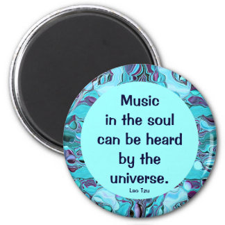 music in the soul magnet