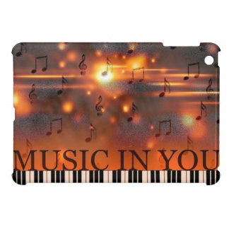 Music In You Case For The iPad Mini
