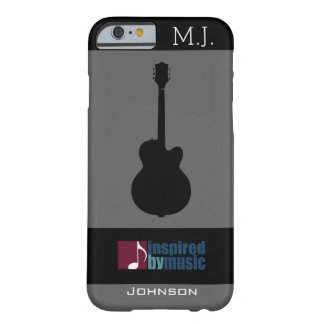 music-inspired / guitar barely there iPhone 6 case