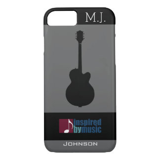 music-inspired / guitar iPhone 7 case