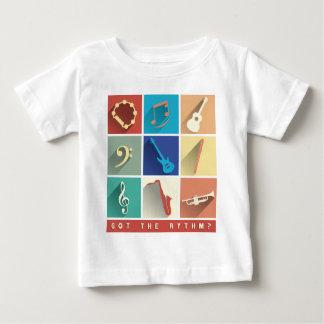 music instrument baby T-Shirt