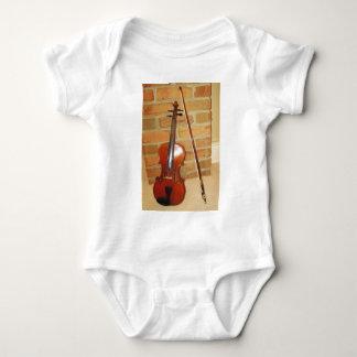 Music  Instruments Baby Bodysuit