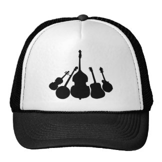 MUSIC INSTRUMENTS-HAT CAP