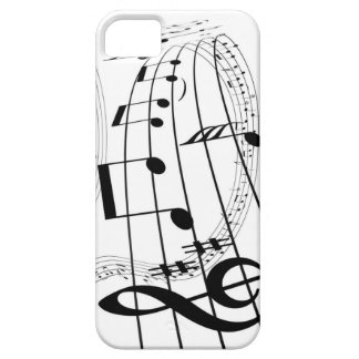 Music iPhone 5 Case