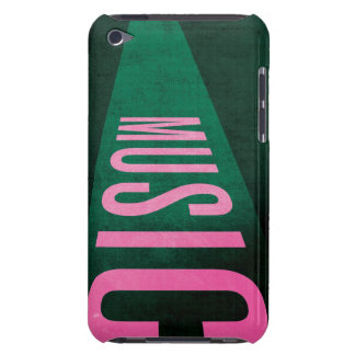 MUSIC iPod Case iPod Touch Case-Mate Case