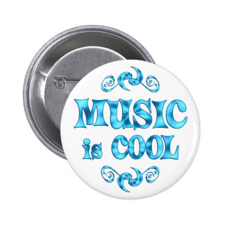 Music is Cool Pins