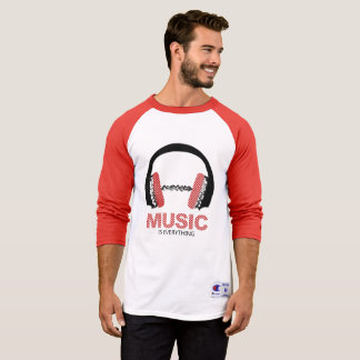 Music Is Everything T-Shirt