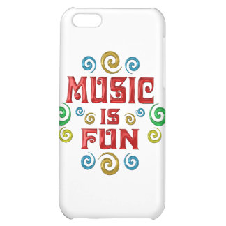Music is FUN iPhone 5C Cover