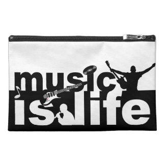 MUSIC IS LIFE custom accessory bag