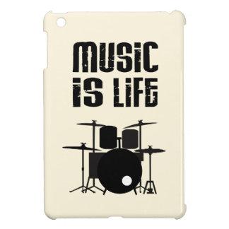 Music Is Life iPad Mini Cases
