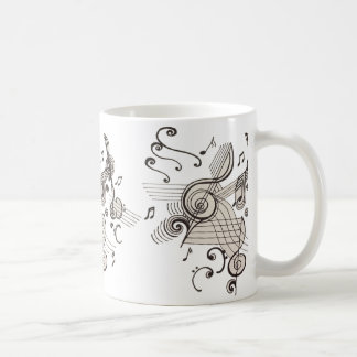"""MUSIC IS LOVE...IN SEARCH OF A WORD"" COFFEE MUG"
