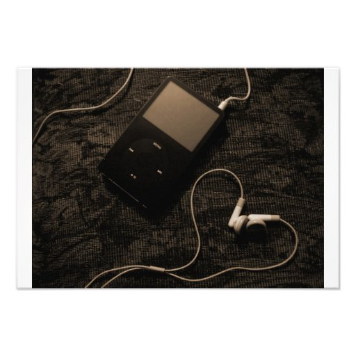 Music is love photographic print