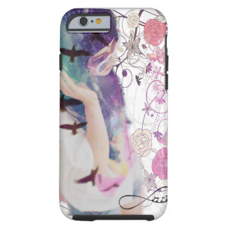 Music is Love Tough iPhone 6 Case