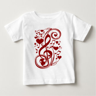 Music is love_ t-shirt