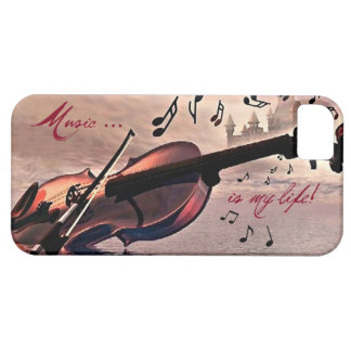 Music is my Life! iPhone 5 Cover