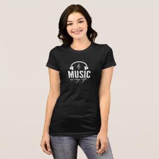 Music is my Life Tee