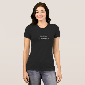 Music: it's how I play T-Shirt