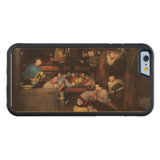 Music - Jam Session 1918 Carved Maple iPhone 6 Bumper Case