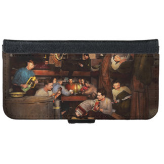 Music - Jam Session 1918 iPhone 6 Wallet Case