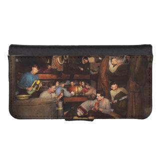 Music - Jam Session 1918 iPhone SE/5/5s Wallet Case