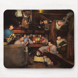Music - Jam Session 1918 Mouse Pad